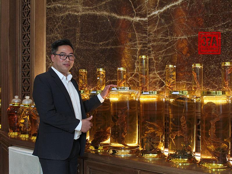 Rượu sâm Ngọc Linh – Món quà sức khỏe từ 37A Hùng Vương